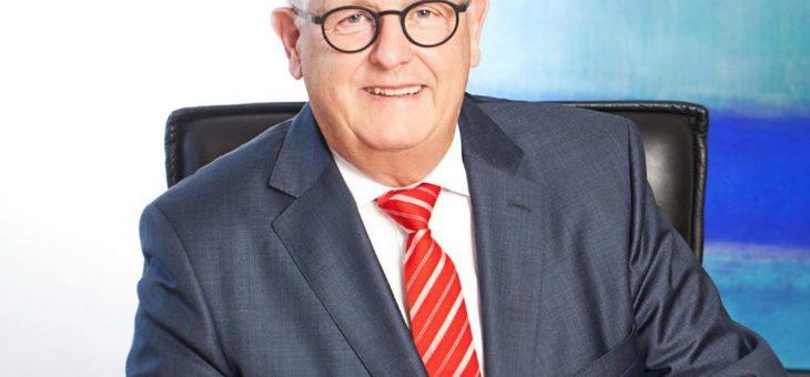 Kammerpräsident Joachim Wohlfeil vollendet 70. Lebensjahr