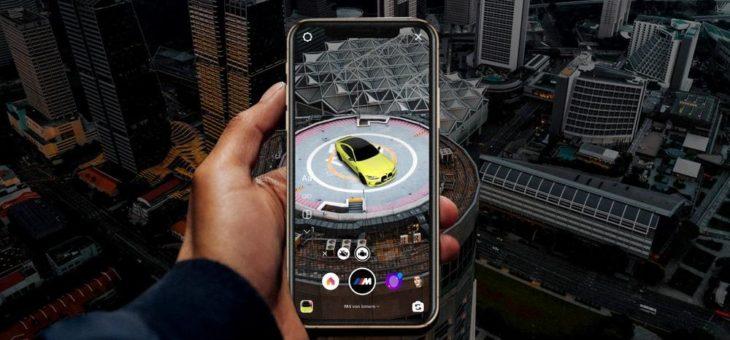 Freude am Sharen: Virtuelle Premiere auf Instagram