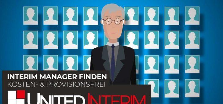 Wenn Interim Manager und Kunden weniger wollen: CV – Bild – Kontaktdaten – fertig.