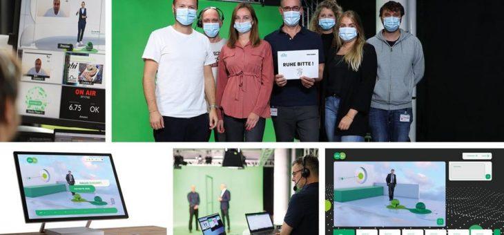 VOK DAMS München gewinnt Etat des Pharmaunternehmens Grünenthal für digitale Events
