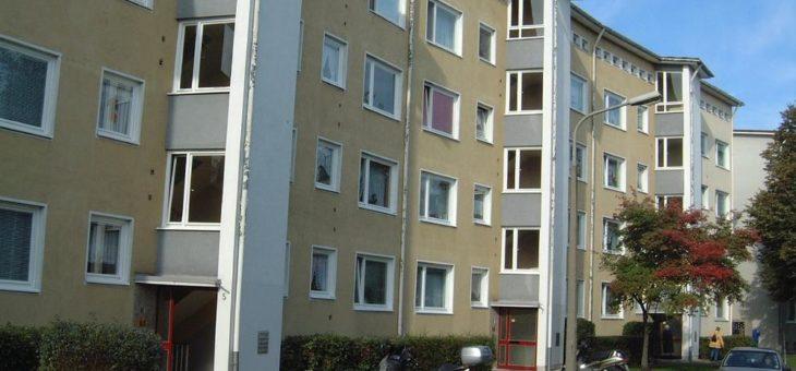 Zukunftsfähiger Wohnraum durch Modernisierung und Aufstockung Bernadottestraße 1-9 bezugsfertig
