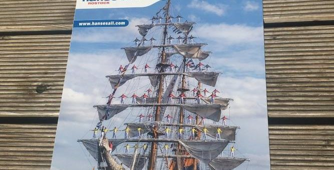 Hanse Sail-Kalender 2021 erschienen