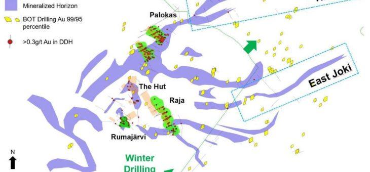 Mawson gibt bekannt, dass Kernbohrungen und geophysikalische Untersuchungen in Finnland im Gange sind