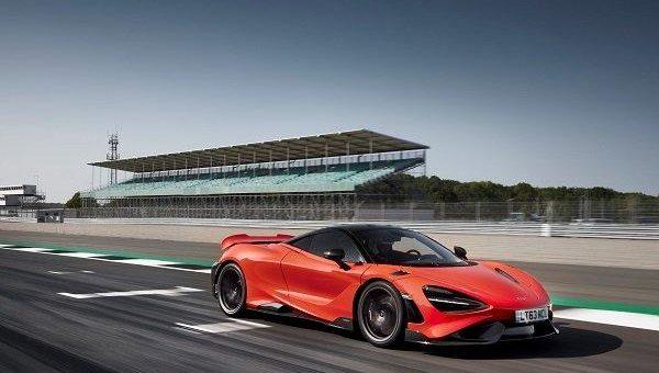 Pirelli präsentiert den neuen P Zero Trofeo R für das schnellste Mclaren Modell der Super Series
