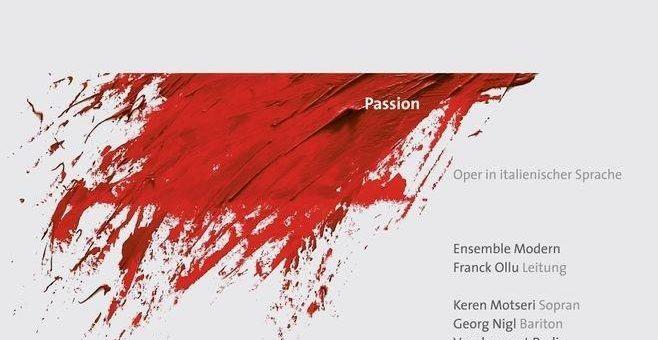 Ensemble Modern veröffentlicht Pascal Dusapins >Passion< im eigenen Label