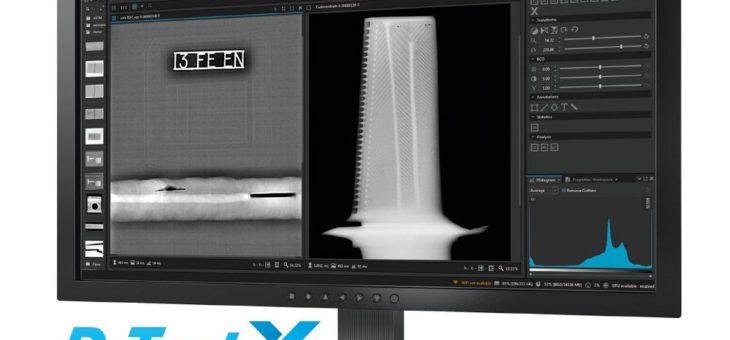 Röntgenprüfung leicht gemacht mit D-Tect X