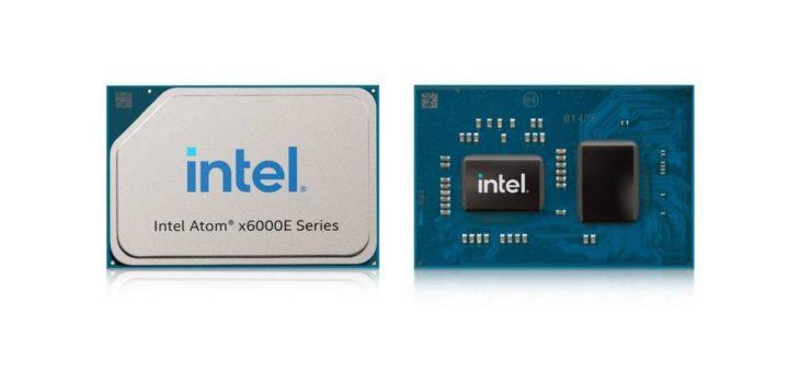 Produktankündigung: Syslogic Embedded-Systeme auf Basis der Intel-Atom-x6000E-Prozessoren