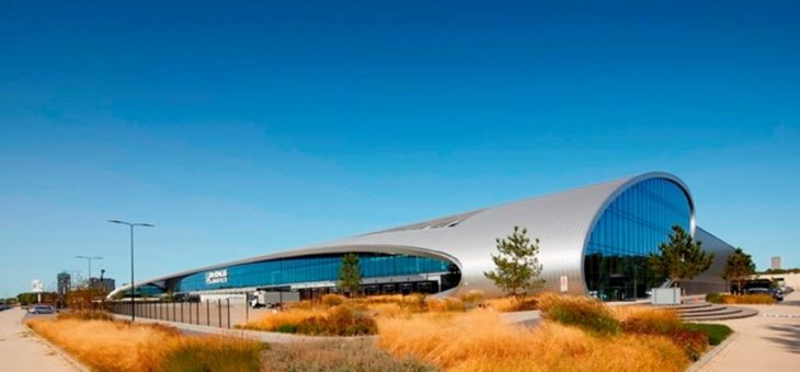 """Nachhaltiges Gebäude von Rhenus Contract Logistics in den Niederlanden wird mit dem """"National Steel""""-Preis für Gebäudedesign ausgezeichnet"""