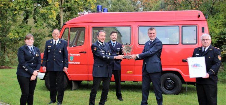 Innovationspreis für Feuerwehren