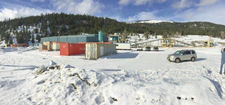 Nicola Mining: Bonanza- Gehalte von 62,1 Gramm Gold auf Dominion Creek!