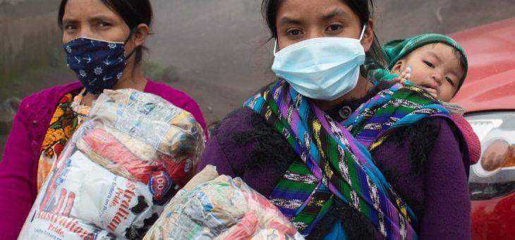 Corona: Stiftung Kinderzukunft kämpft gegen Hunger in Guatemala