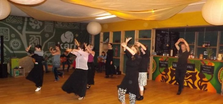 24./25. Oktober: Flamenco Wochenend-Workshop