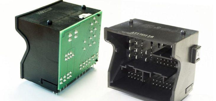 Y-Quad, der Anschlussbox-Steckverbinder für den Automotive-Bereich