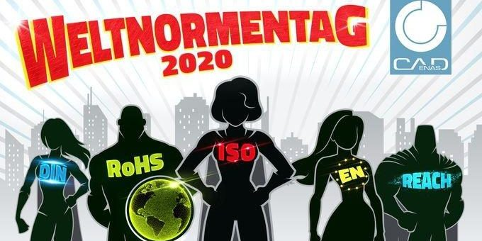 World Standards Day 2020 – Warum Normen und Standards die Superhelden im Engineering sind