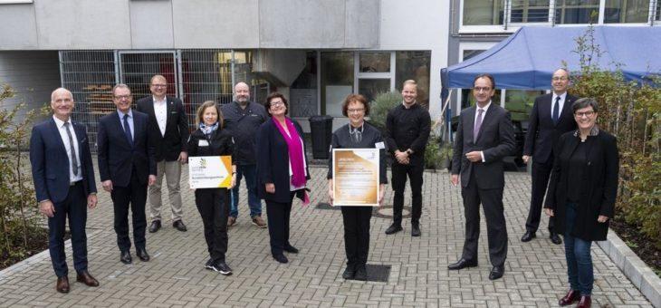 Junge Fleischer/innen trainieren in Weiterstadt unter exzellenten Bedingungen für Berufswettbewerbe