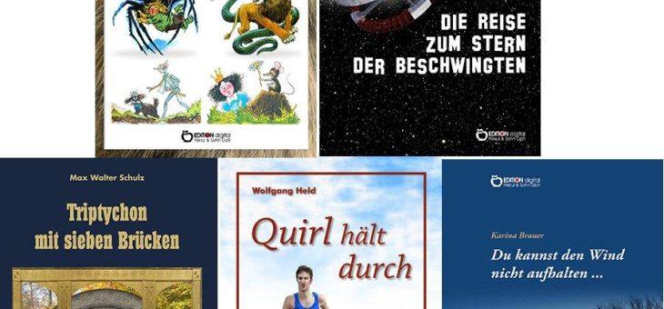 Neue Reise in Wolkows Zauberland, Kampf um Olympia sowie ein Stullenpaket für den Weltraumflug – Fünf E-Books von Freitag bis Freitag zum Sonderpreis