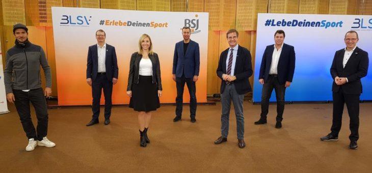 2. Bayerische Kinder- und Jugendsportkonferenz mit Felix Neureuther fand erstmals im Live-Stream statt