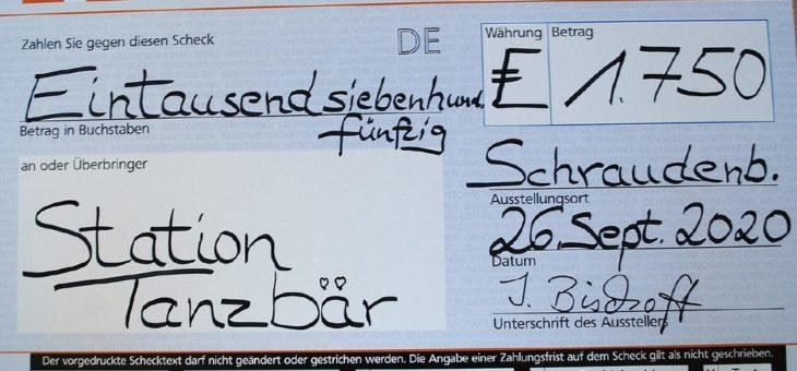 KAB & Eigenheimer Schraudenbach spenden 1.750 Euro