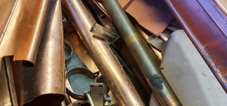 Wir Kaufen Altmetall & Schrott von Ihrem Standort in Haan und Umgebung