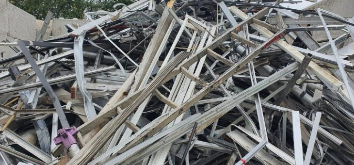 Wir Kaufen Altmetall & Schrott von Ihrem Standort in Münster und Umgebung Schneller Service