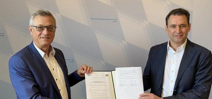 "Initiative ""Justiz und Medien – konsequent gegen Hass"""