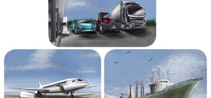 Fraunhofer UMSICHT zeigt nachhaltige synthetische Kraftstoffe