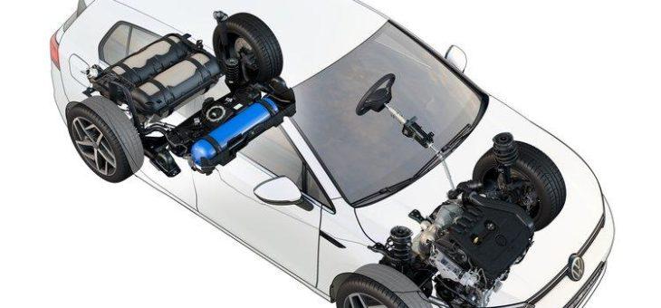 Ab sofort wieder mit Erdgasantrieb: Vorverkauf des neuen Golf TGI1 gestartet