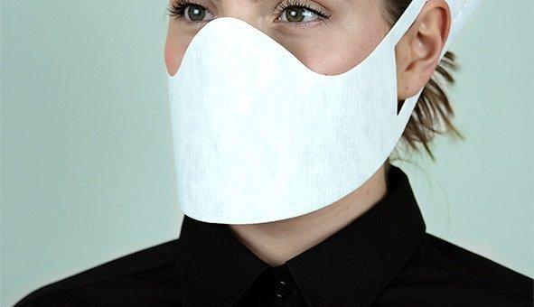 """Dringend benötigter Mund- und Nasenschutz aus Papier – Hahnemühle launcht """"HaMuNa® Care"""""""