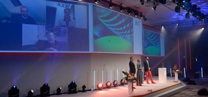 """Sonderpreis """"Digitalisierung der Logistik"""" für die Volkswagen Konzernlogistik"""