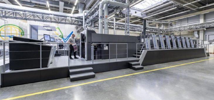 Unfold your potential: Digitale Integration und intelligente Automatisierung steigern die Gesamteffizienz im Verpackungsdruck
