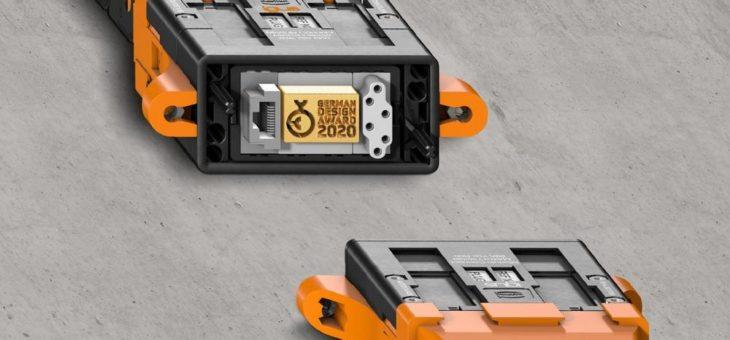 Neuer igus Adapter reduziert 80 Prozent der Montagezeit von Energieketten