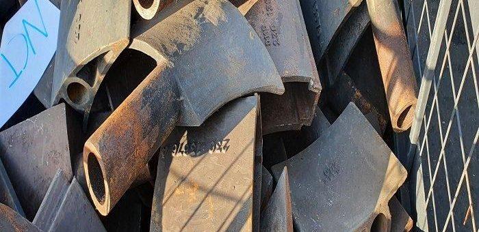 Schrotthändler in Leverkusen holt Ihren Altmetallschrott ab