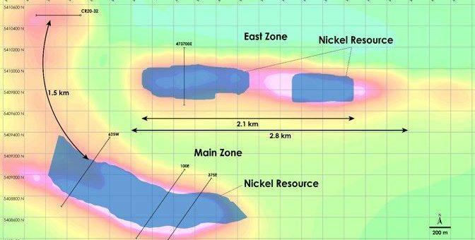 Canada Nickel Company kündigt bedeutendes Mineralressourcen-Update für Nickel-Kobaltsulfid-Projekt Crawford an