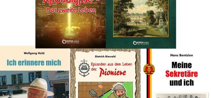 """Das Lieblingswort Warum, die Haupthimmelsrichtung und eine """"Geschlossene Gesellschaft"""" – Fünf E-Books von Freitag bis Freitag zum Sonderpreis"""