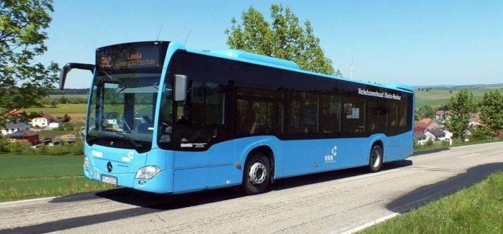 Zusätzliche Schulbusse zur Eindämmung der Pandemie