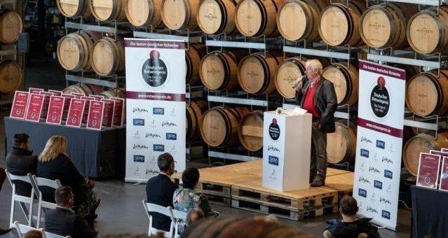 Der Deutsche Rotweinpreis 2020 – Große Freude und ein bisschen Stolz gehen nach Mettenheim in Rheinhessen