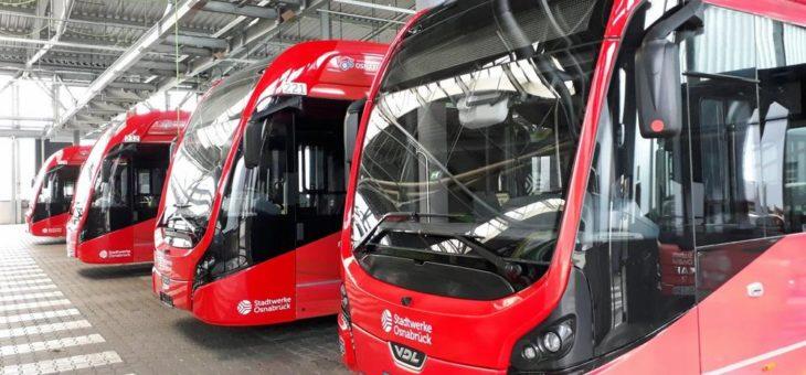 Zweite MetroBus-Linie wird elektrisch