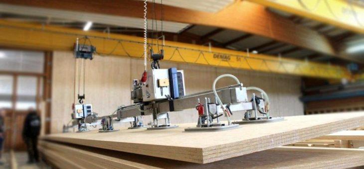 Lösungen für Holz in Handwerk, Industrie und Versand