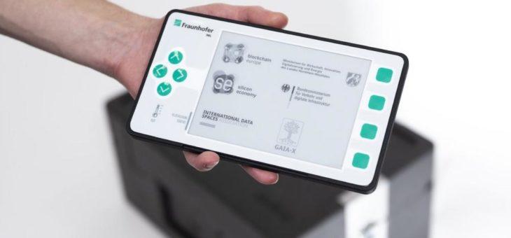 »Blockchain Device« schlägt neues Kapitel in der Logistik auf