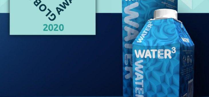 Global Water Drinks Awards: Verpackungen von SIG machen Kunden zu Gewinnern