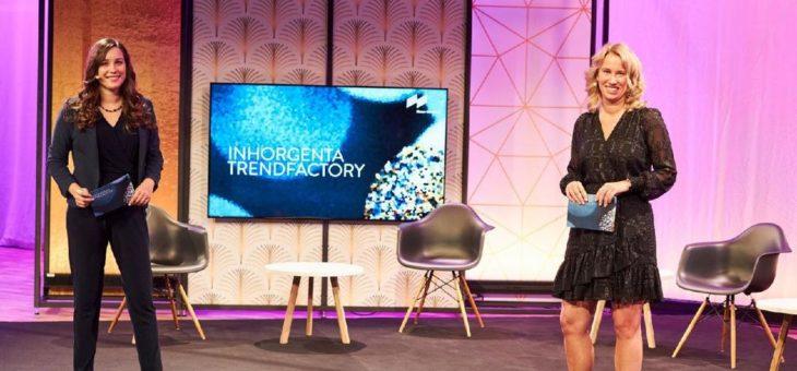 INHORGENTA feiert gelungene Premiere des digitalen Formats: TRENDFACTORY #ReInspire inspiriert Schmuck-, Uhren und Edelsteinbranche