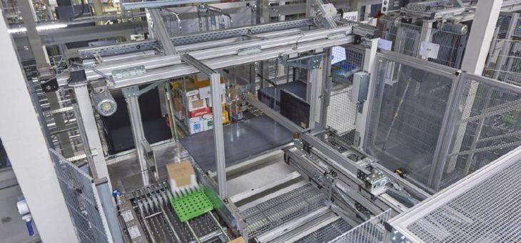 WITRON optimiert Trockensortiments-Supply-Chain für Plus Retail B.V.