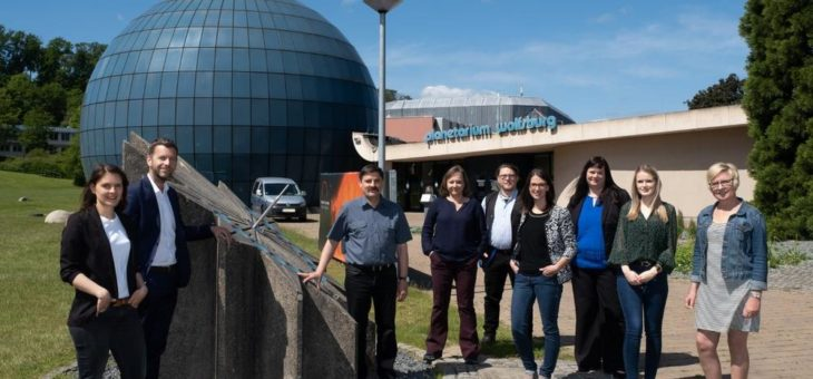 Schließung des Planetariums im November