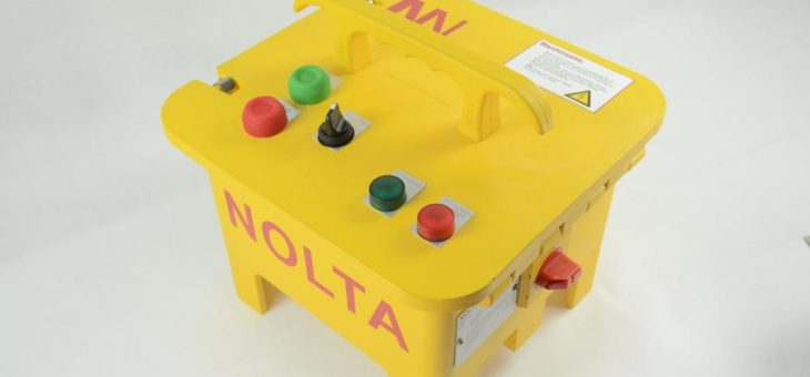 Ob 'Klassisch'' 'Sanft' oder 'Stern-Dreieck' – Pumpen starten am liebsten mit Lösungen von NOLTA