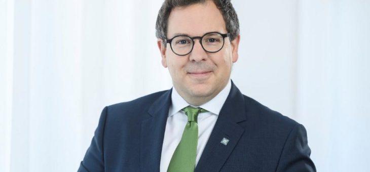 Dr. Christian Höftberger ist neuer Vorstandsvorsitzender der RHÖN-KLINIKUM AG