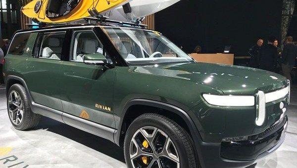 Massgefertigte Pirelli Reifen für Rrivian ermöglichen Stille im Wageninneren und einen geringen Rollwiderstand