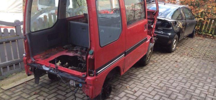 Schnell und mit Entsorgungsnachweis Autoverschrottung Bonn