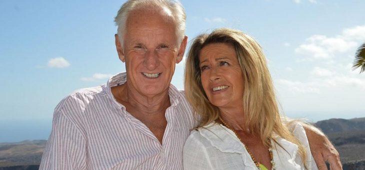 TV-Traumpaar berichtet für Reisesender live von Gran Canaria