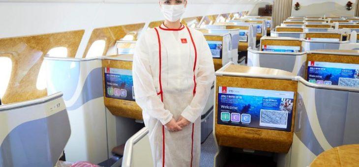 """Emirates laut """"Safe Travel Barometer"""" sicherste Airline der Welt"""