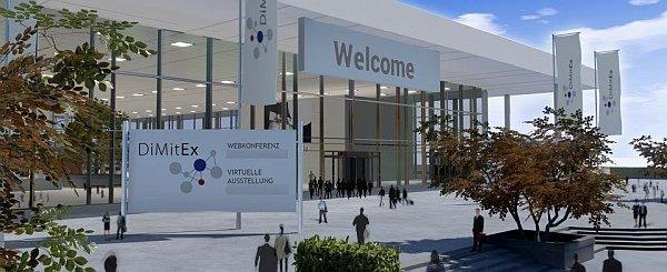 Virtuelle Kongressmesse DiMitEx